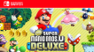 BUY New Super Mario Bros. U Deluxe (Nintendo Switch) Nintendo Switch CD KEY