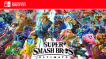 BUY Super Smash Bros. Ultimate (Nintendo Switch) Nintendo Switch CD KEY