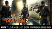 BUY Tom Clancy's The Division 2 Uplay CD KEY