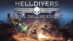 BUY HELLDIVERS - Digital Deluxe Edition Steam CD KEY