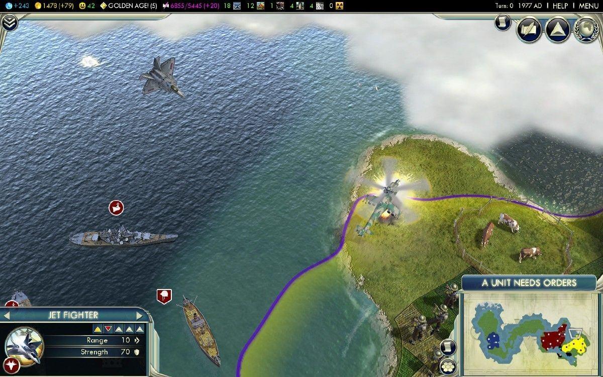 Sid Meiers Civilization V - PC